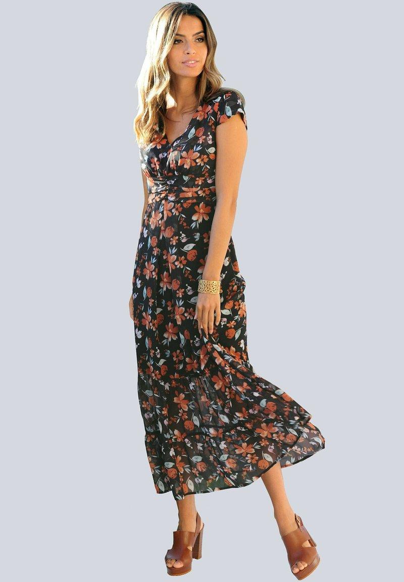 Alba Moda - Maxi dress - schwarz