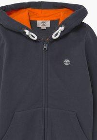 Timberland - HOODED  - Zip-up hoodie - charcoal grey - 2