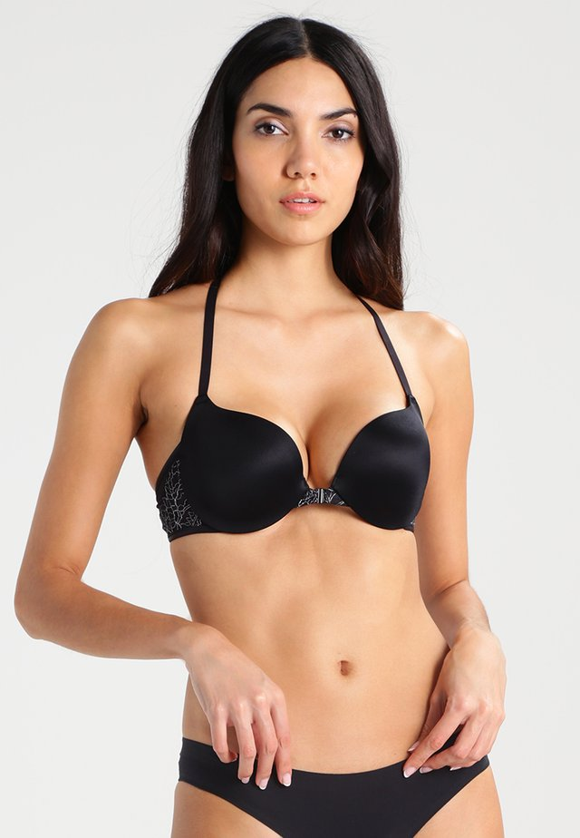 LOVE THE LIFT - Sujetador push-up - black