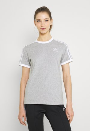 TEE - Camiseta básica - medium grey heather