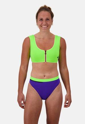 Bikini bottoms - indigo burst
