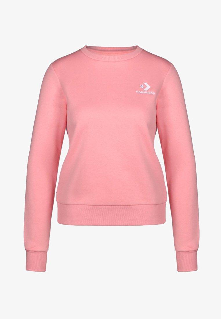 Converse - STAR CHEVRON - Sweatshirts - costal pink