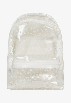 ORBIT W CRYSTAL - Rucksack - splash white