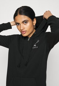 Roxy - DAY BREAKS ZIPPED - Zip-up hoodie - anthracite - 3