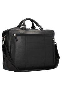 Jost - Briefcase - black - 1