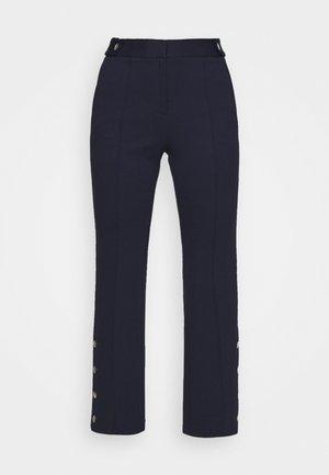 PONTI PANTS - Trousers - navy