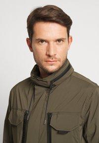 Schott - FOXTER RIPSTOP - Summer jacket - khaki - 4