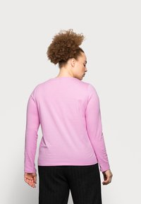 Pieces Curve - PCRIA NEW TEE - Long sleeved top - pastel lavender - 2