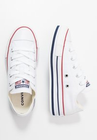 Converse - CHUCK TAYLOR ALL STAR PLATFORM  - Trainers - white/midnght navy/garnet - 1