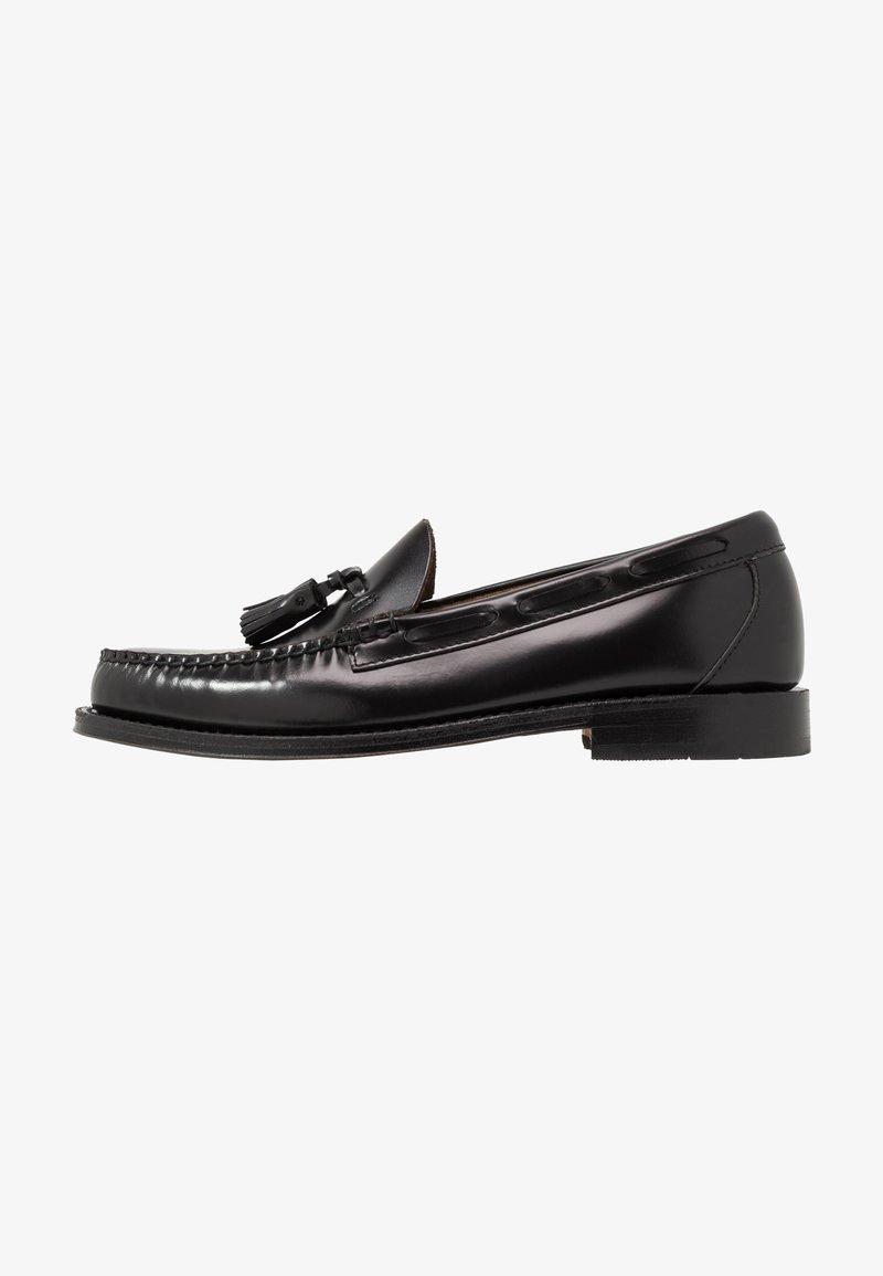 G. H. Bass & Co. - WEEJUN LARKIN TASSEL HERITAGE - Elegantní nazouvací boty - black