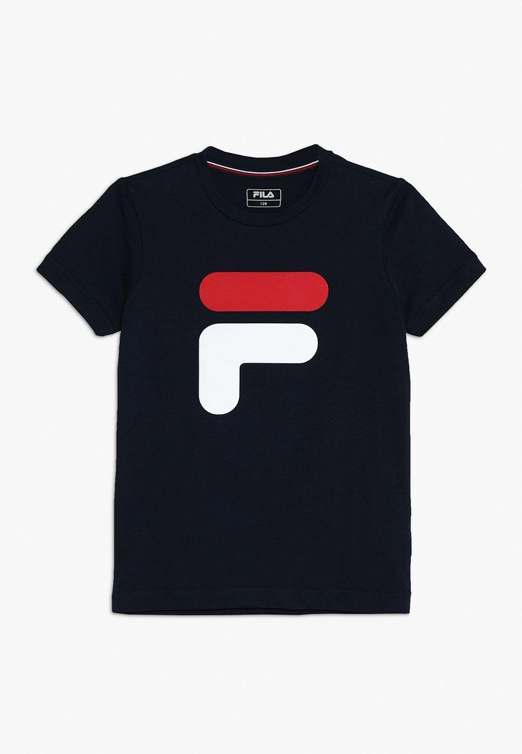 Fila - ROBIN - T-shirt imprimé - peacoat blue