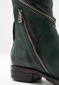 A.S.98 - Cowboy/Biker boots - balsamic - 2