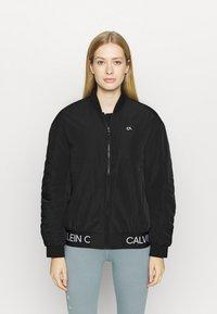 Calvin Klein Performance - PADDED JACKET - Training jacket - black - 0