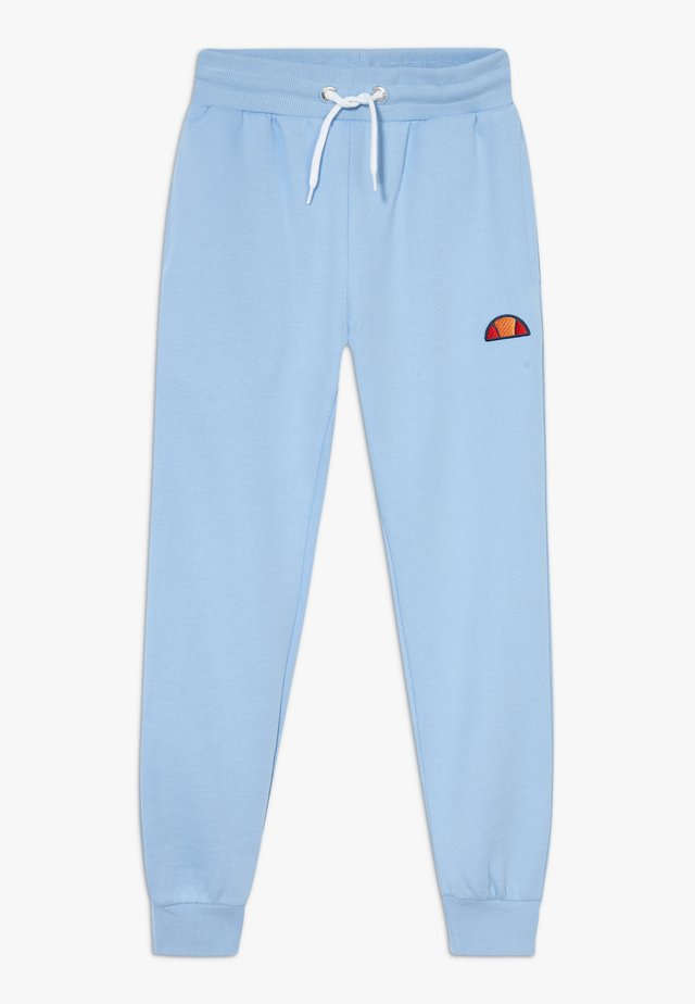 COLINO - Pantalon de survêtement - light blue