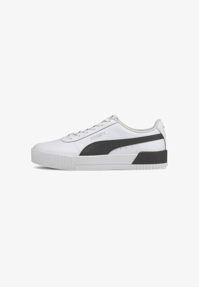 CARINA  - Sneakers basse - puma white-puma black