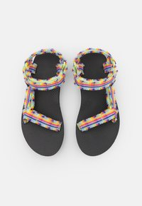 Teva - MIDFORM FRAY - Sandales de randonnée - frazier black/multicolor - 3