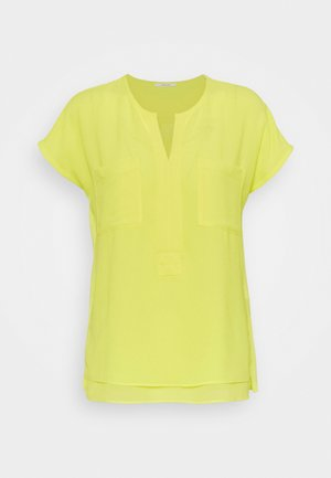 FLUSI - Blouse - fresh lemon