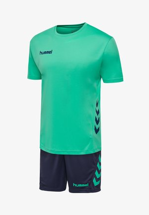 Sports shorts - atlantis/marine