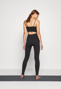 ARKET - Leggings - black dark - 2