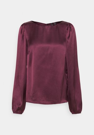 VMMADDIE BUTTON  - Blouse - fig