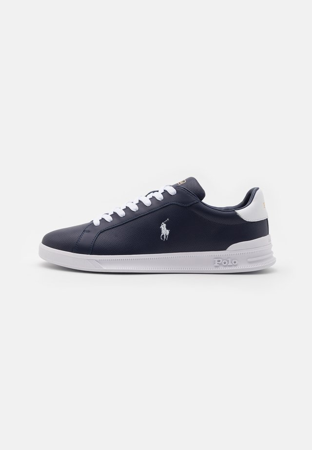Sneakers laag - newport navy/white