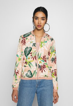 ONLLIZBETH - Bomber Jacket - rose smoke