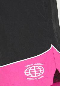 Night Addict - NAJOSHUA - Shorts - black/pink - 5