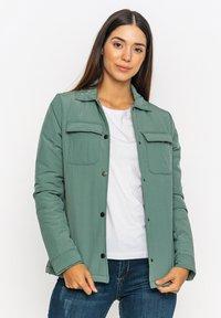 Giorgio Di Mare - Light jacket - mint - 0