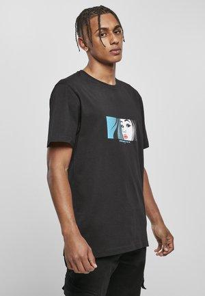 LIT LIT - T-shirt print - black