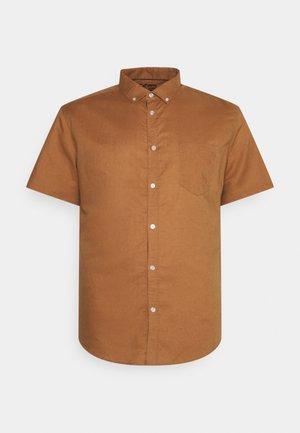 FRESNO BLEND SHIRT - Skjorter - mustard
