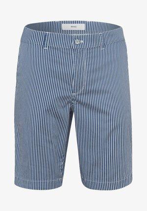 STYLE BOZEN - Shorts - blue