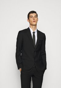 Emporio Armani - Suit - dark grey - 9