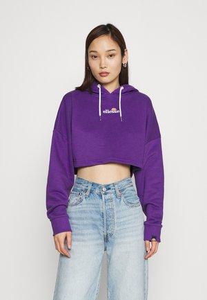 REEDIA - Hoodie - dark purple