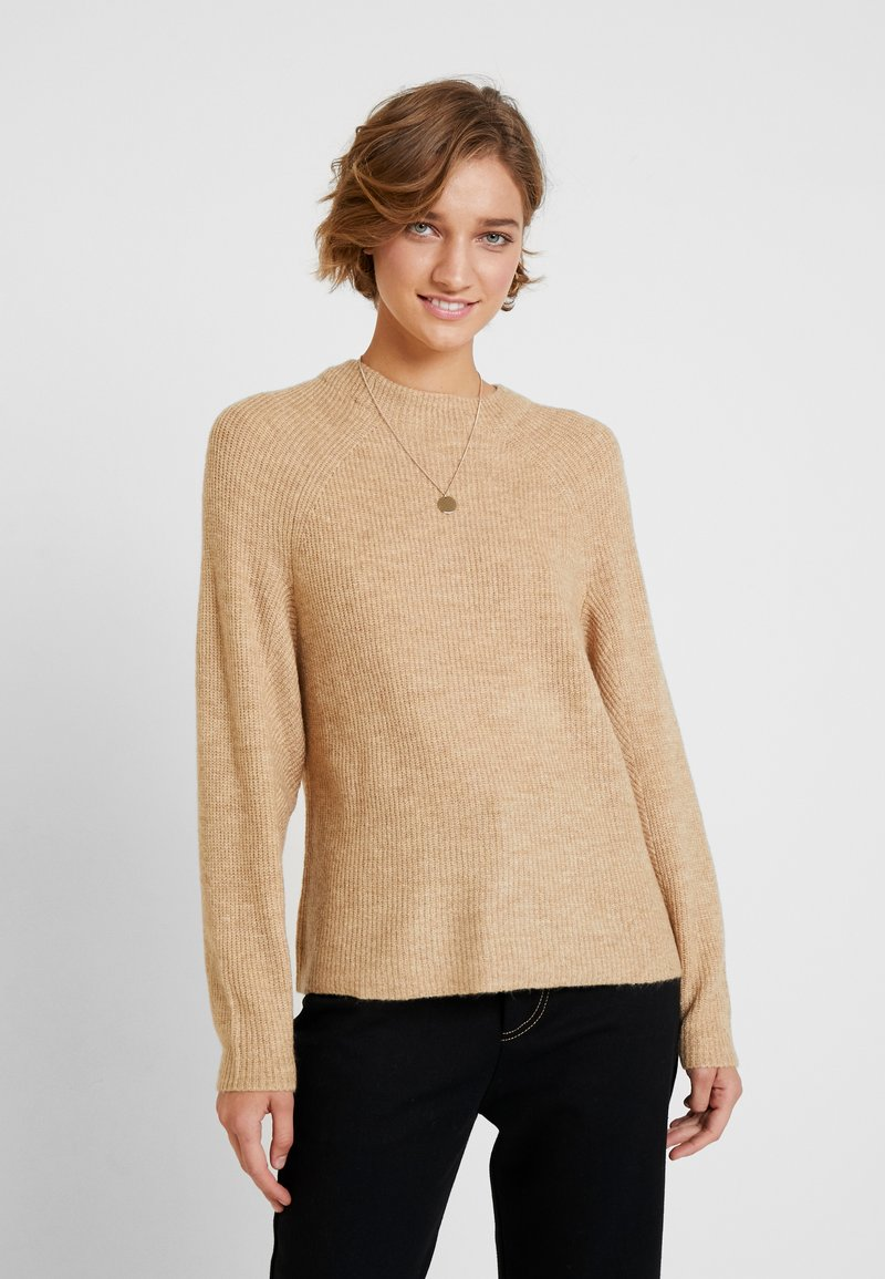 GAP - DRAMA  - Sweter - camel heather