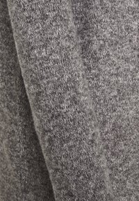 TOM TAILOR - COSY HOODIE - Kardigan - alloy grey melange - 2