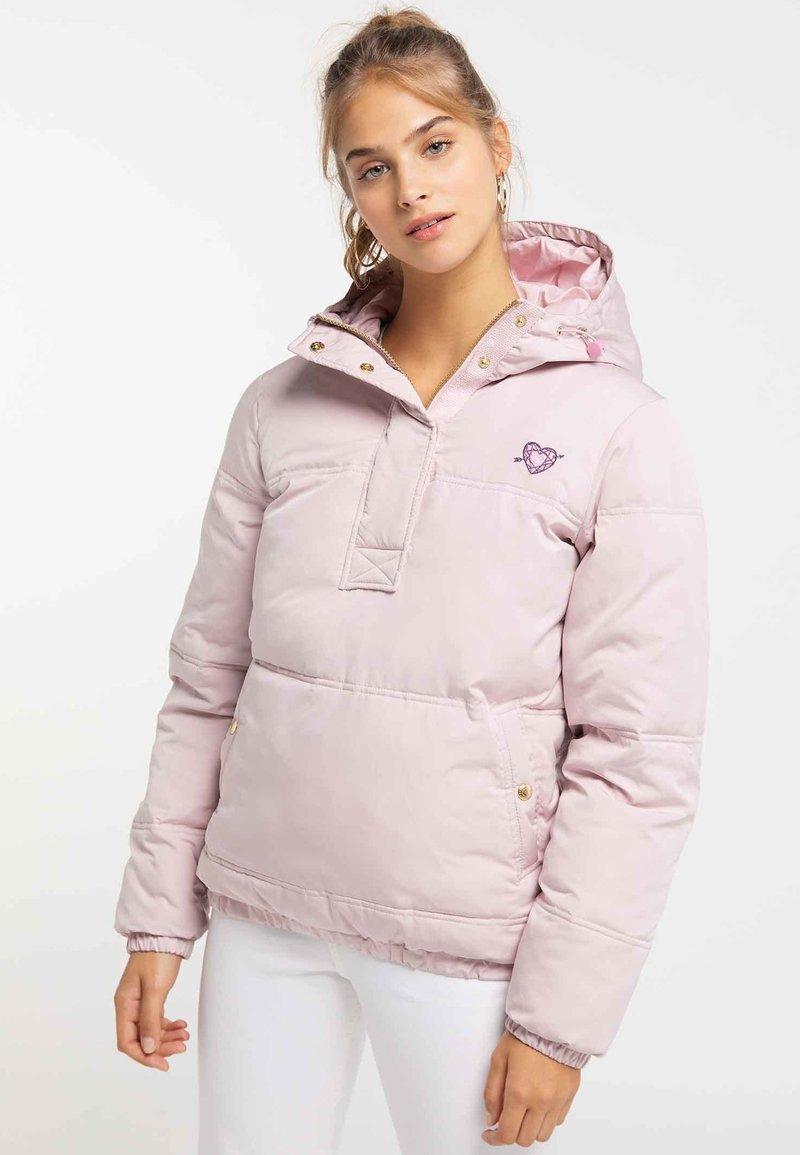 myMo - Winter jacket - powder pink