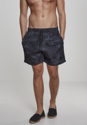 CAMO - Swimming shorts - darkcamo