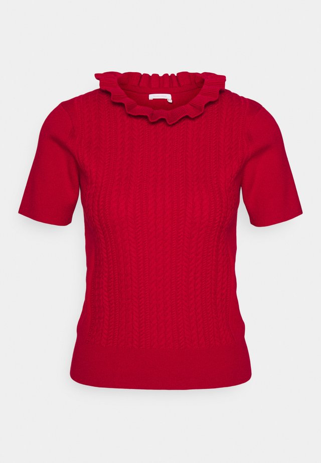 T-shirt imprimé - red flame