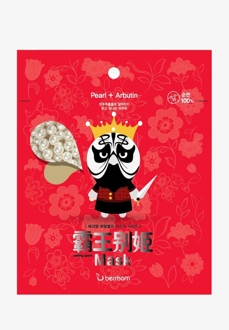 Berrisom - PEKING OPERA MASK KING 3 PACK - Face mask - neutral