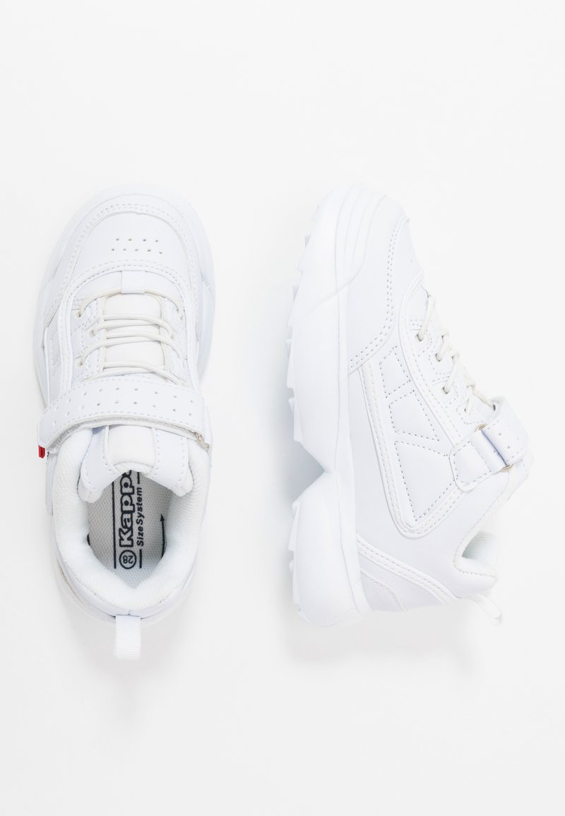 Kappa - RAVE - Kuntoilukengät - white