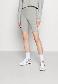 Nike Sportswear - BIKE  - Shorts - grey heather/white - 0