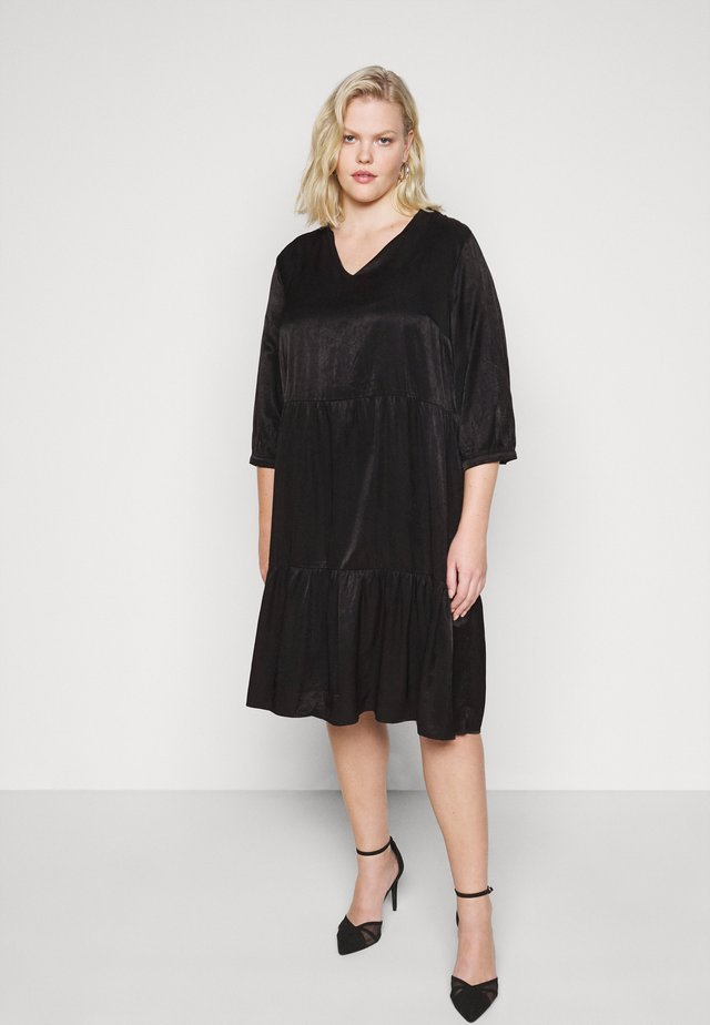 CARTALIA DRESS - Day dress - black