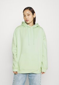 Nly by Nelly - OVERSIZED HOODIE - Hoodie - pistachio - 0
