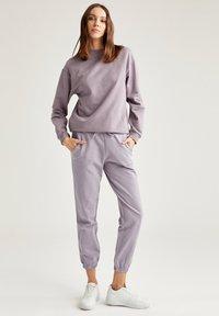 DeFacto - Sweatshirt - purple - 0