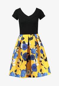 Anna Field - Robe d'été - blue/yellow - 4