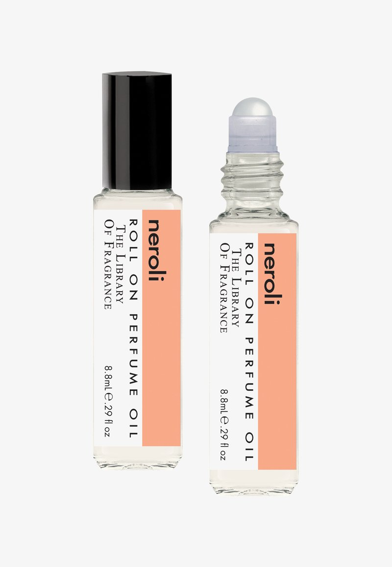 The Library of Fragrance - ROLL ON PERFUME  - Eau de Parfum - neroli