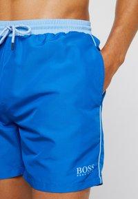 BOSS - STARFISH - Swimming shorts - bright blue - 3