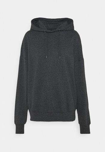 Long Oversized Hoodie - Jersey con capucha - dark grey