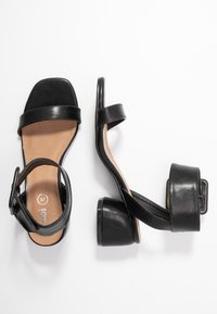 Rubi Shoes by Cotton On - BELLE BUCKLE - Sandály - black - 3