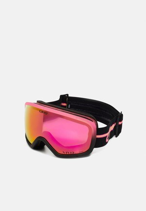 MIL - Laskettelulasit - pink neon lights/vivid pink